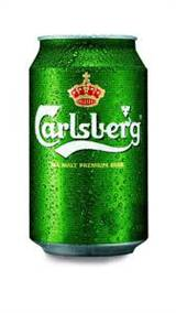 Carlsberg Green 5,0% 33cl