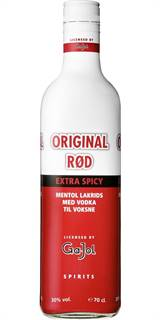 Ga-Jol  Red/Rød 30% 70cl