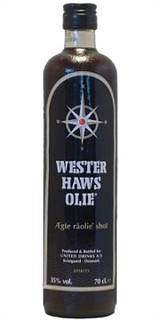 WesterHaws Olie 35% 70cl